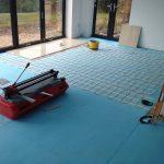 jb tiling underfloor heating